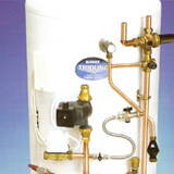 Direct Heated Water Heaters